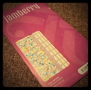 💅 Jamberry Nail Wraps - Flower Patch